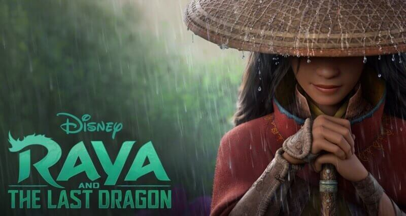 Raya the last dragon