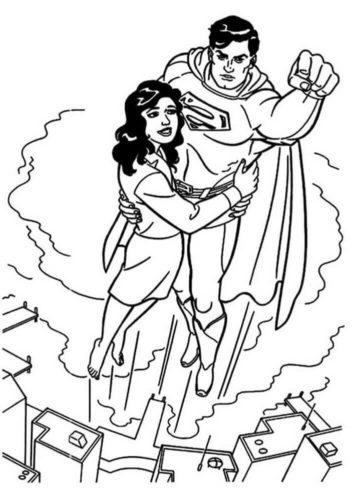Superman the savior