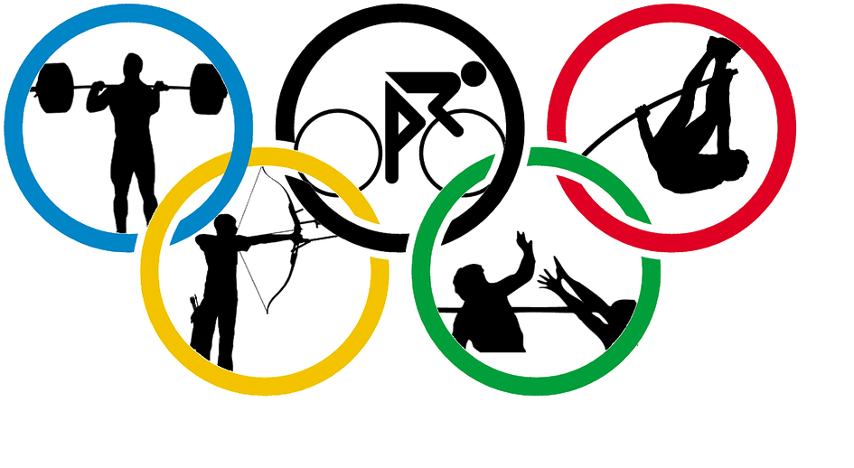 Summer Olympics coloring pages printable